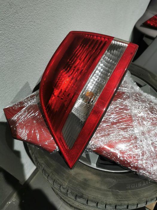 Lampa lewa tył tylna saab 93 9-3 rok 2006 sedan błotnika Tereszpol-Zygmunty - image 1