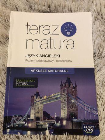 Teraz Matura-arkusze maturalne angielski podstawowy i rozszerzony