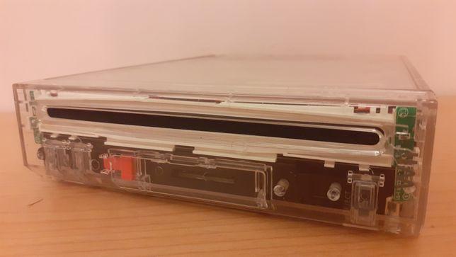 Nintendo Wii Custom Crystal / Full Transparent NO. RVL-001 PAL