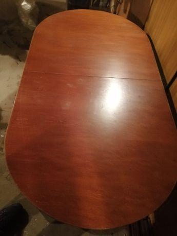 Rozkładany stolik