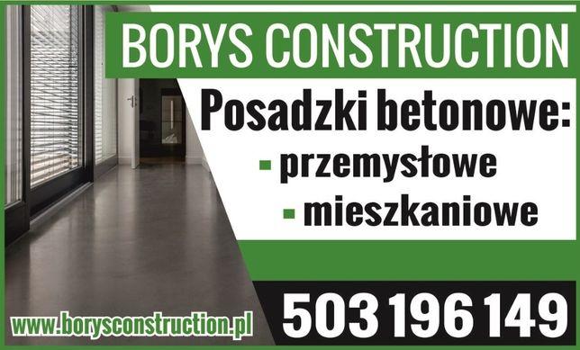 Posadzki Betonowe Przemysłowe i Mixokretem