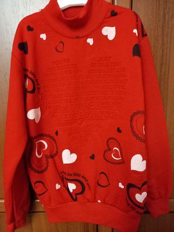 Яркая кофта/свитер для девочки