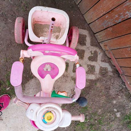 Zamienię rowerek dziecięcy