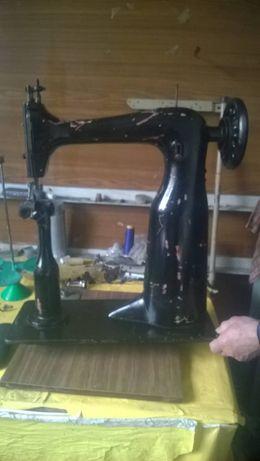 Zinger , швейна машинка , колонкова машинка