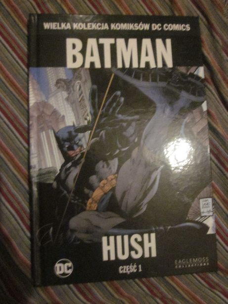 Komiksy;Batman Hush cz. 1