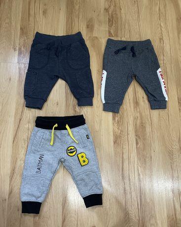 Spodnie chłopięce rozmiar 62