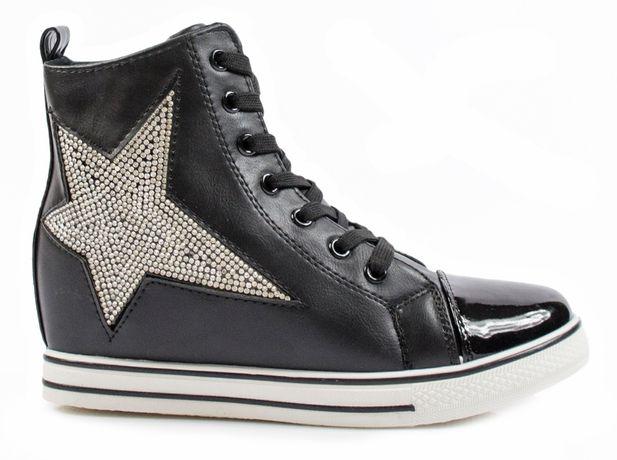 Wyprzedaż Nowe Sneakers Z Gwiazdą rozmiary 39-41
