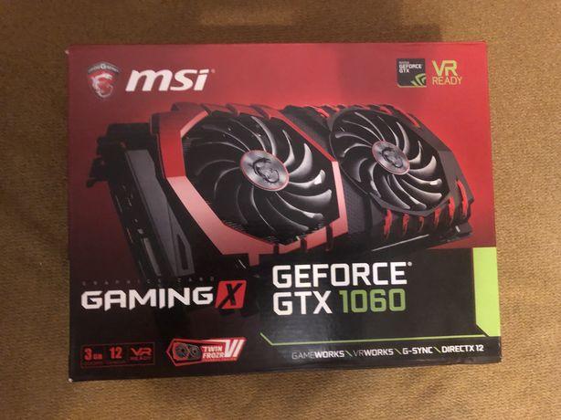 MSI GamingX GTX1060 3gb