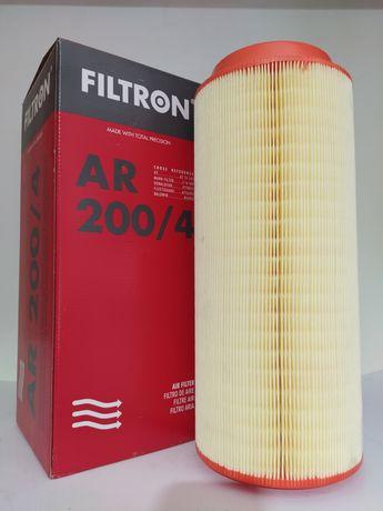 Filtr powietrza AR 200/4 Deutz fahr bobcat Fendt nissan