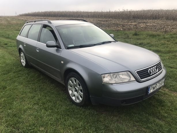 Audi a6c5 universal
