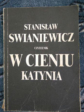 W cieniu Katynia Stanisław Swianiewicz 1990