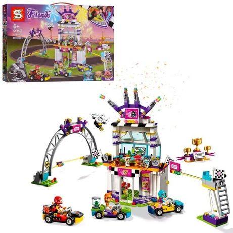 Конструктор SY1160 11040 Аналог Lego Friends 41352 Большая гонка 678де
