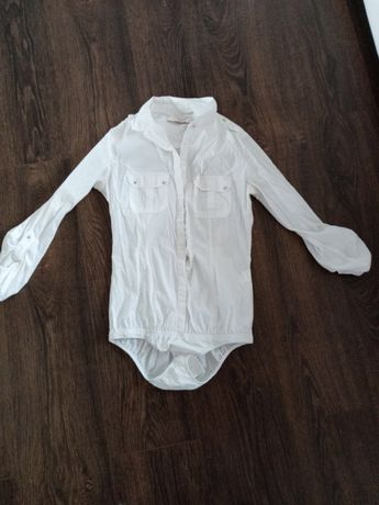 Koszula biala Reserved r.34 jak nowa