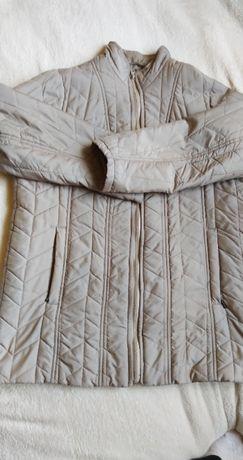 C&A - przejściowa pikowana kurtka damska.