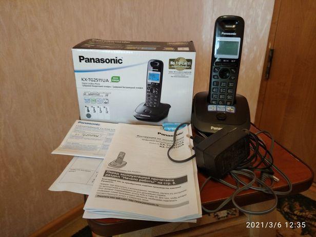Домашний стационарный телефон. Беспроводной телефон.