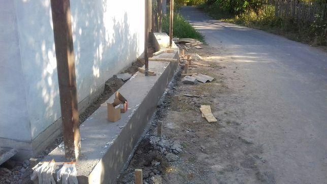 строительные работы любой сложности