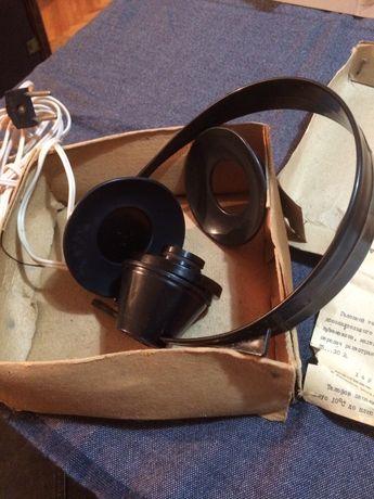 Наушники «Телефон головной ТГ-1» 1987 года