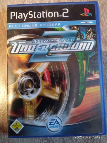 Gra Need for Speed Underground 2 PlayStation 2
