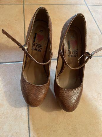 Sapatos Seaside - 36