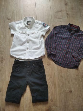 Spodenki i koszula hm