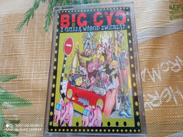 Big Cyc - Z gitará wśród zwierząt. Kaseta magnetofonowa