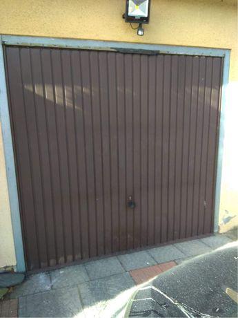 Brama garażowa marki Hormann
