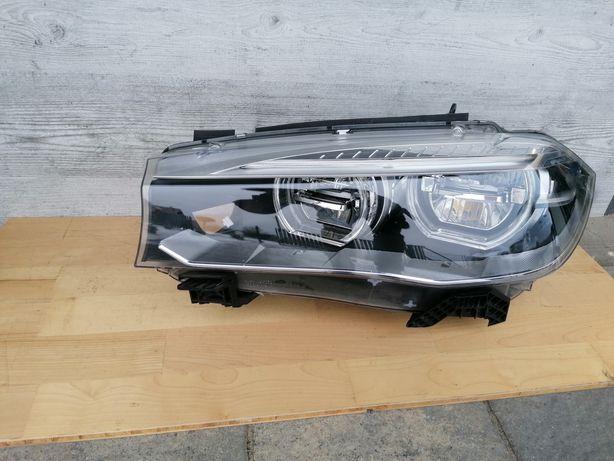 Lampa Prawa BMW Full Led X5 F15 X6 F16 Oryginał