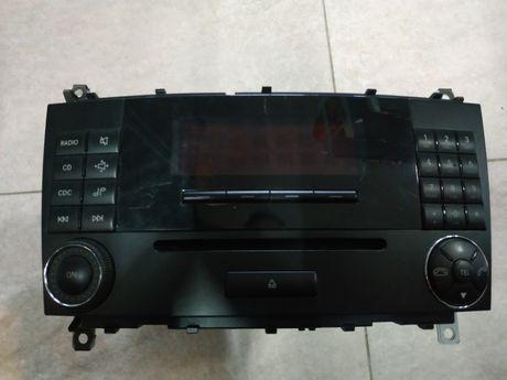 Auto radio Mercedes