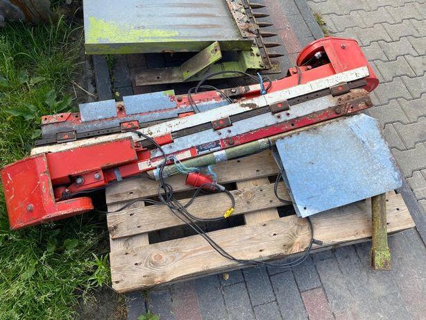 Kosa boczna do rzepaku MORTL elekt Claas John deere  New Holland Bizon