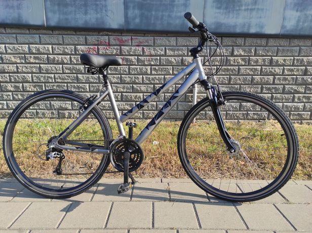 Rower Mifa damka koła 28 rama M trekking miejski
