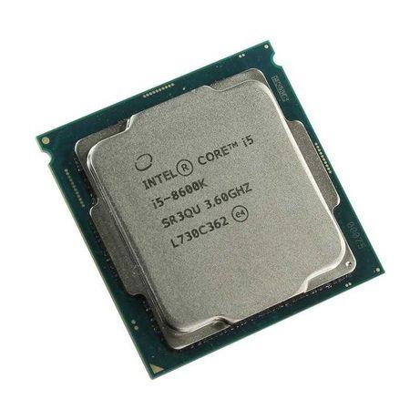 I5 8600k 4.3GHz 6 ядер 1151v2 Процессор Intel (AMD Ryzen i3 i7 1200)