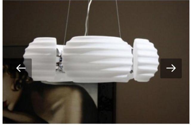 Lampa żyrandol do salonu