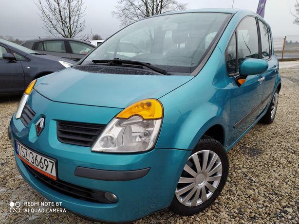 Renault Modus*2005 R*1.4 Benzyna*Zadbany*Raty Zamiana*