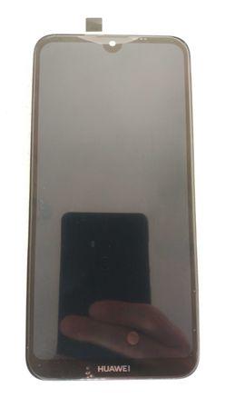 Ecrã  vidro  LCD Huawei Y7 2019 + capa protetora
