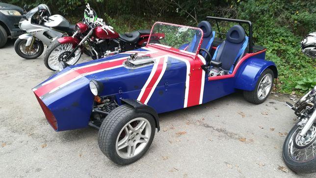 Lotus 7, Caterham, Kit car