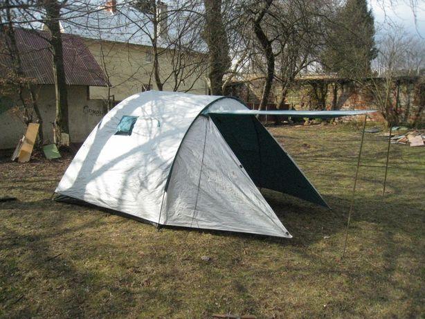 Палатка 6 ти местная Сamper на два входа из Германии