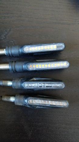 Luzes motociclo pisca original Lightech (2)+ réplica (2) mota