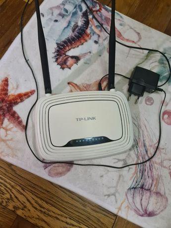 Роутер, маршрутизатор, Wi-Fi. Маршрутизатор TP-Link TL-WR841N В робочо