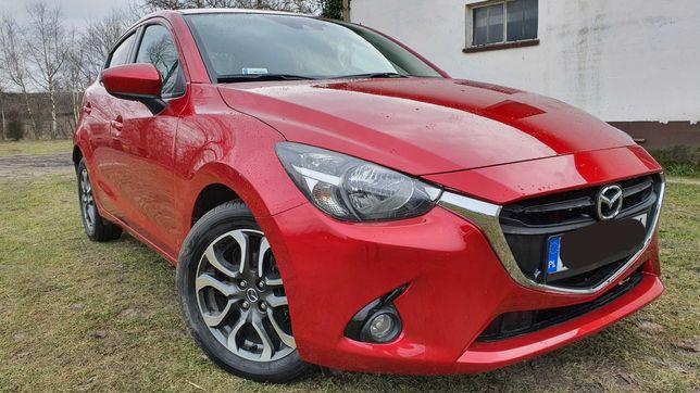 Mazda 2 Skyactiv 2016r 1.5 90KM 34.000km