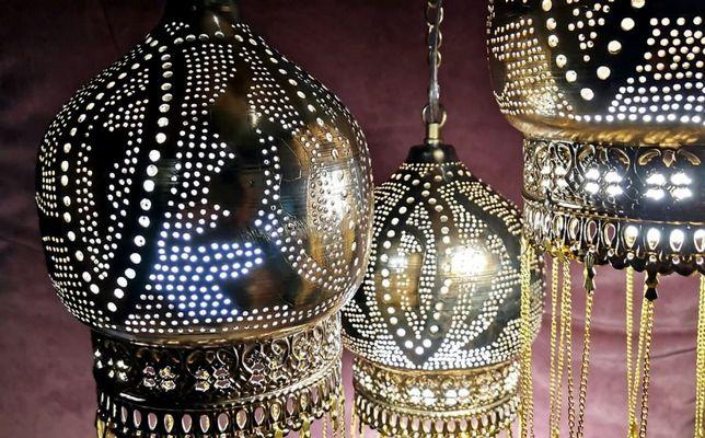 Дешевле себестоимости новая люстра в марроканском стиле светильник
