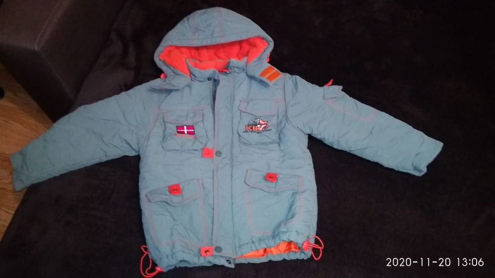 Зимний комбинезон Куртка+полукомбез Kiko зима Одесса - изображение 1