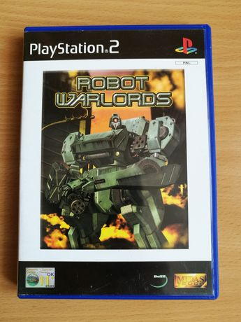 Gra PS2 Robot Warlords Playstation 2