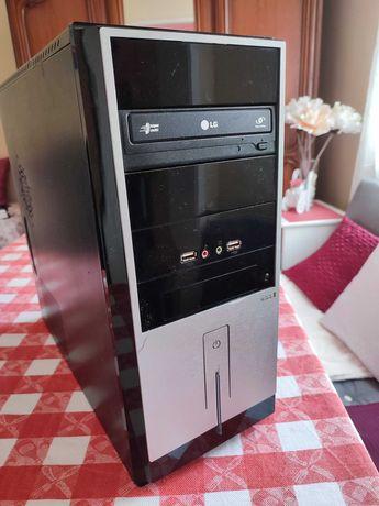 PC GIGABYTE i5-8500T,8Gb DDR4,500Gb.W11.Computador.Desktop.Torre.