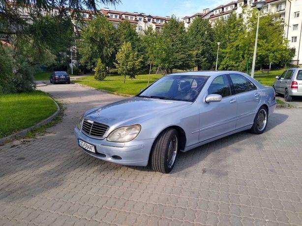 Klasyczny komfortowy  Mercedes w atrakcyjnej cenie
