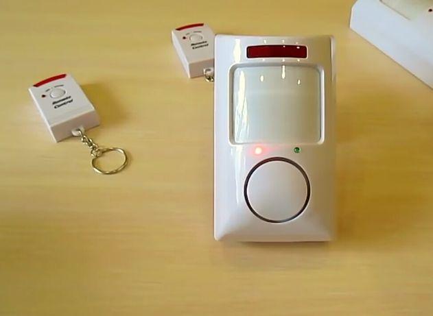 Сенсорная сигнализация с датчиком движения и сиреной Sensor Alarm