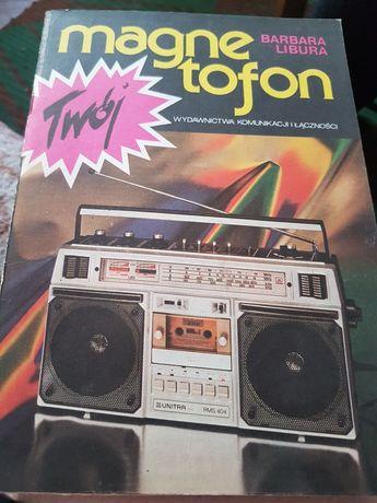 Twój magnetofon wyd K i Ł r.1986