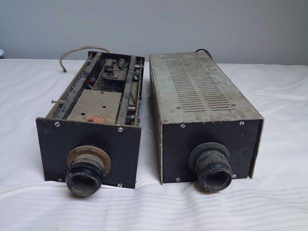 Kamera UNITRA TP-K89 dwie sztuki.