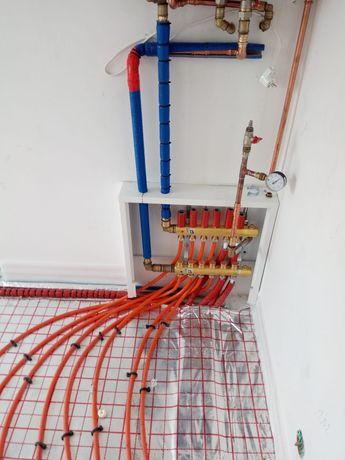 Usługi gazowe i hydrauliczne