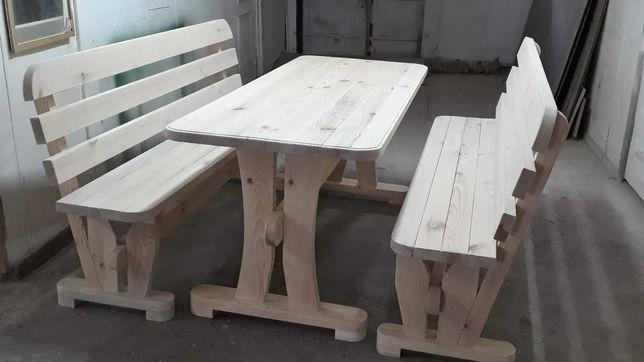Садовая мебель, стол, лавка