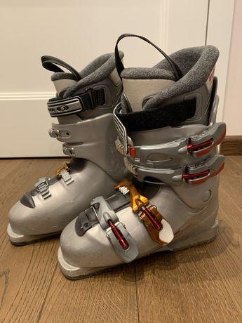 Damskie buty narciarskie Salomon Performa 24.5 39 stan bardzo dobry
